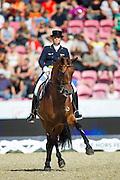 Isabell Werth - Don Johnson<br /> FEI European Championships 2013<br /> © DigiShots