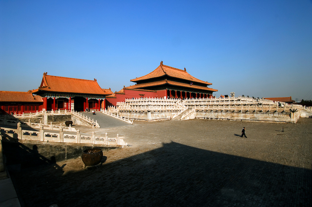 CHINA: Beijing.The Forbidden City (Imperial Palace)