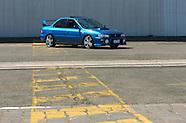 Modified Subaru MY00 WRX