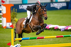 Foster Tiffany, CAN, Victor<br /> Jumping International de La Baule 2019<br /> © Dirk Caremans<br /> 16/05/2019