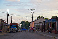 Evening in Manuel Lazo, Pinar del Rio, Cuba.