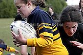 Basingstoke RFC 'Baby' Sirens v Andover Ladies RFC. 12-12-2005