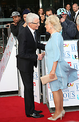 Duchess of Cornwall arrives at the NHS Heroes Awards at the Hilton Hotel in London on May 14, 2018.