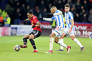 Manchester United Anthony Martial during the The FA Cup match between Huddersfield Town and Manchester United at the John Smiths Stadium, Huddersfield, England on 17 February 2018. Picture by George Franks.