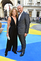 Kelly Hoppen and John Gardiner at the Royal Academy Of Arts Summer Exhibition Preview Party 2018 held at The Royal Academy, Burlington House, Piccadilly, London, England. 06 June 2018.
