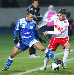 04.12.2011, Stadion, Wiener Neustadt, AUT, 1. FBL, SC Wiener Neustadt vs RB Salzburg, im Bild Christoph Leitgeb, (Red Bull Salzburg, #24) during the Austrian Bundesliga Match, SC Wiener Neustadt against RB Salzburg, Stadium, Wiener Neustadt near Vienna, Austria on 2011-12-04, EXPA Pictures © 2011, PhotoCredit: EXPA/ S. Woldron