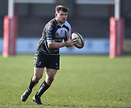 Pontypridd Gary Williams<br /> Photographer Mike Jones/Replay Images<br /> <br /> Aberavon RFC v Pontypridd RFC <br /> Principality Premiership<br /> Saturday 14th April 2018<br /> Talbot Athletic Ground<br /> <br /> World Copyright © Replay Images . All rights reserved. info@replayimages.co.uk - http://replayimages.co.uk
