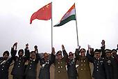 India - China International Border