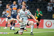 Donnacha Ryan (Racing 92) scored a try during the French championship Top 14 Rugby Union match between Racing 92 and SU Agen on September 8, 2018 at U Arena in Nanterre, France - Photo Stephane Allaman / ProSportsImages / DPPI