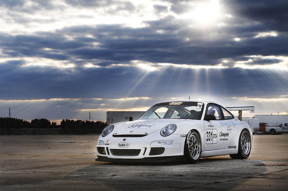 Automotive - Porsche 911 GT3
