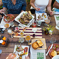 Side Yard Farm Hops Dinner