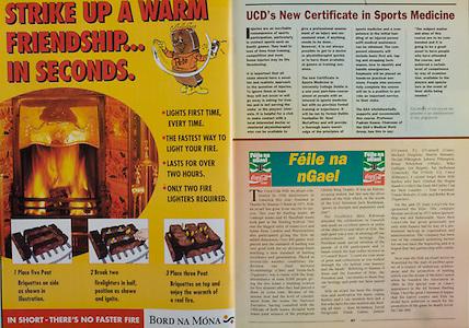 All Ireland Senior Hurling Championship - Final, .03.09.1995, 09.03.1995, 3rd September 1995, .03091995AISHCF, .Senior Clare v Offaly,.Minor Kilkenny v Cork,.Clare 1-13, Offaly 2-8, ..Bord na Mona,