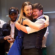 University of Aberdeen's Aberpella a cappella group come third in the quarterfinals of the 2017 ICCA UK competition. They will compete in the semifinals on 25th March in London. 19 Feb 2017 Queen's Hall, Edinburgh. © photograph by Tina Norris. No unauthorised use including web use. Contact Tina on 07775 593 830 info@tinanorris.co.uk