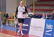 DESCRIZIONE : Torneo di Schio - allenamento  <br /> GIOCATORE : Pamela Rosanio<br /> CATEGORIA : nazionale femminile senior A <br /> GARA : Torneo di Schio - allenamento<br /> DATA : 27/12/2014 <br /> AUTORE : Agenzia Ciamillo-Castoria