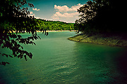 Norris Lake, near Norris, TN.