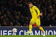 Mauricio of Sporting Clube de Portugal during the UEFA Champions League match at Stamford Bridge, London<br /> Picture by David Horn/Focus Images Ltd +44 7545 970036<br /> 10/12/2014