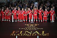 FOOTBALL - UEFA WOMEN'S CHAMPIONS LEAGUE 2009/2010 - FINAL - OLYMPIQUE LYONNAIS v FFC TURBINE POTSDAM - 20/05/2010 - <br /> PHOTO FRANCK FAUGERE / DPPI