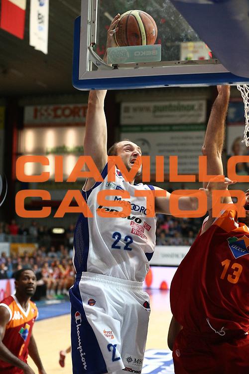 DESCRIZIONE : Cant&ugrave; Lega A 2012-13 Lenovo Cant&ugrave; Acea Virtus Roma playoff semifinali<br /> GIOCATORE : Marco Cusin<br /> CATEGORIA : Tiro<br /> SQUADRA : Lenovo Cant&ugrave;<br /> EVENTO : Campionato Lega A 2012-2013<br /> GARA :  Cant&ugrave; Lega A 2012-13 Lenovo Cant&ugrave; Acea Virtus Roma <br /> DATA : 31/05/2013<br /> SPORT : Pallacanestro <br /> AUTORE : Agenzia Ciamillo-Castoria/G.Cottini<br /> Galleria : Lega Basket A 2012-2013  <br /> Fotonotizia : Cant&ugrave; Lega A 2012-13 Cant&ugrave; Lega A 2012-13 Lenovo Cant&ugrave; Acea Virtus Roma playoff semifinali<br /> Predefinita :