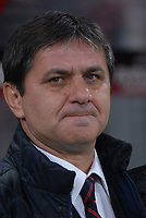 Football - UEFA Europa League - FC Utrecht vs. Steaua Bucharest. Steaua Coach Marius Lacatus.