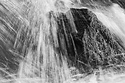 Rushing River over rocks<br />Rushing River Provincial Park<br />Ontario<br />Canada
