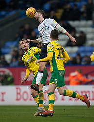 - Mandatory by-line: Jack Phillips/JMP - 16/02/2019 - FOOTBALL - University of Bolton Stadium - Bolton, England - Bolton Wanderers v Norwich City - English Football League Championship
