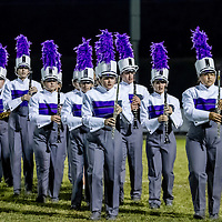 2015 BHS Band - Berryville vs. Green Forest
