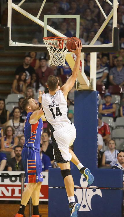 22/12/2015 NBL Adelaide 36ers vs Melbourne United at the Titanium Security Arena. Photos AllStar Photos