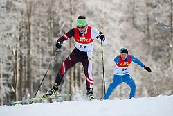 KURZ Michael, SYTNYK Vitalii, Biathlon Middle Distance, Oberried, Germany