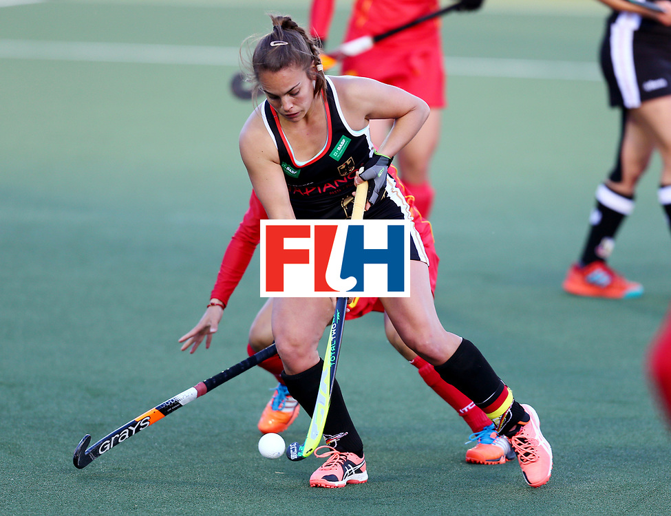New Zealand, Auckland - 19/11/17  <br /> Sentinel Homes Women&rsquo;s Hockey World League Final<br /> Harbour Hockey Stadium<br /> Copyrigth: Worldsportpics, Rodrigo Jaramillo<br /> Match ID: 10297 - GER vs CHI<br /> Photo: (18) ALTENBURG Lisa (C)