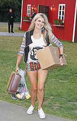 @ London News Pictures. LONDON - July 03: Ashley James at the Company Magazine - Party. Photo by Brett D. Cove/LNP