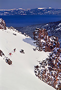High Traverse at Alpine Meadows