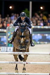 Staut Kevin, FRA, Visconti Du Telman<br /> Jumping International de Bordeaux 2020<br /> © Hippo Foto - Dirk Caremans<br />  08/02/2020
