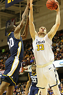 March 3, 2018 - Asheville, North Carolina - U.S. Cellular Center: ETSU forward Mladen Armus (33)<br /> <br /> Image Credit: Dakota Hamilton/ETSU