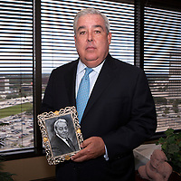 Florida attorney John Morgan joined and is now chairman of the political committee of People United for Medical Marijuana (PUFFM). Morgan has said marijuana helped ease his father's suffering as he was dying of cancer and he believes that legalization in a controlled distribution program is needed by pain sufferers in Florida. Florida residents, with the help of United for Care, are urging backers to sign petitions to get the legalization of medicinal marijuana on the ballot for the early 2014 Florida legislative session. This image taken in Central Florida on April 29, 2013. (Photo/Alex Menendez)