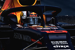 February 28, 2019 - Barcelona, Catalonia, Spain - PIERRE GASLY (FRA) from team Red Bull takes to the track in his in his RB15 during day seven of the Formula One winter testing at Circuit de Catalunya (Credit Image: © Matthias OesterleZUMA Wire)