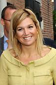 Prinses Maxima opent Week van het geld 2010