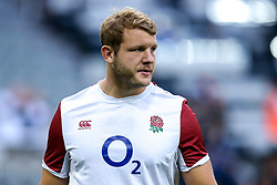 Joe Launchbury of England - Mandatory by-line: Robbie Stephenson/JMP - 06/09/2019 - RUGBY - St James's Park - Newcastle, England - England v Italy - Quilter Internationals