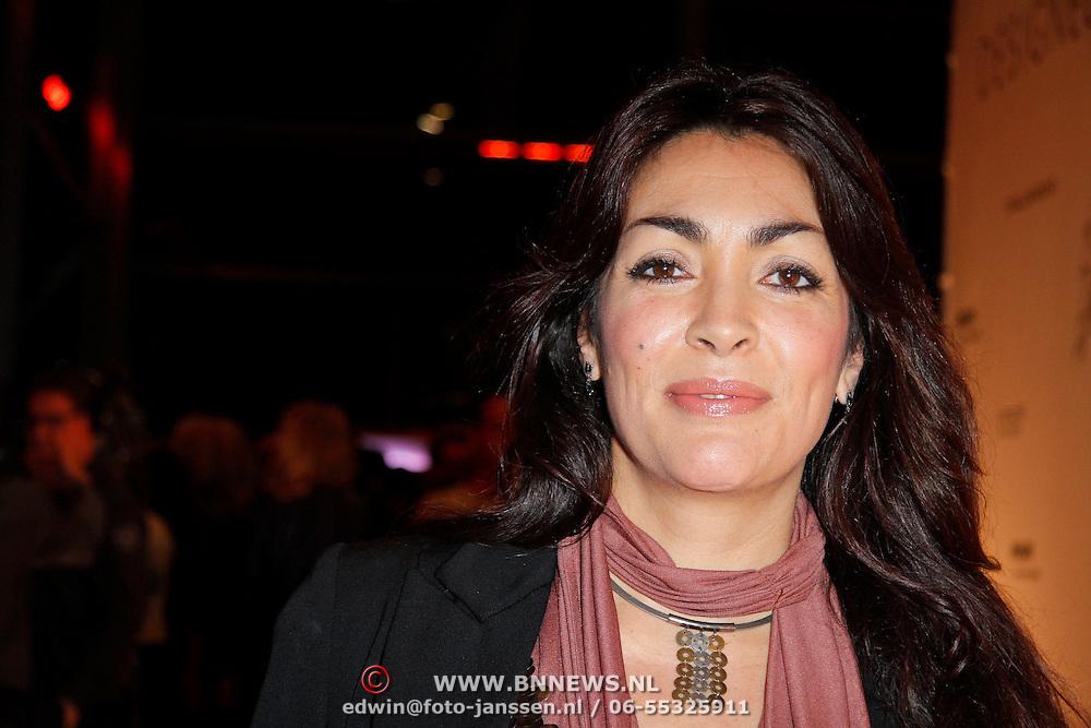 NLD/Amsterdam/20120313 - Modeshow Addy van den Krommenacker 2012,  Monique Klemann