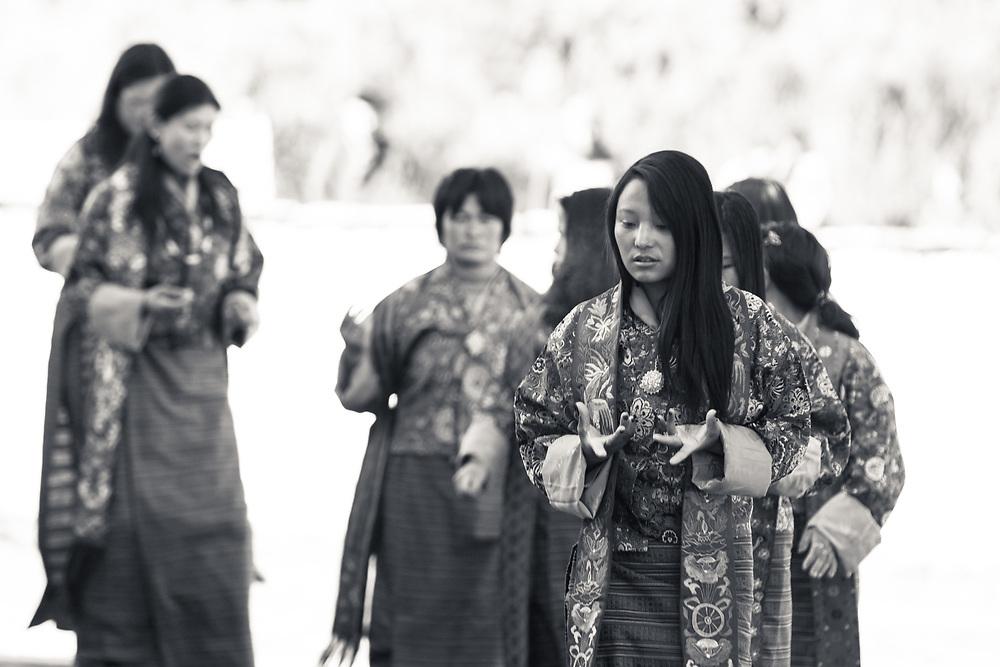 Buddhist Festivals of Bhutan.