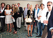 **EXCLUSIVE**.Richard haines, Tara Smith, guest, Hofit Golan and Omar Amanat..Ella Krasner's Lunch to Benefit AMEND..Sponsored by David Morris..2010 Cannes Film Festival..Hotel Du Cap..Cap D'Antibes, France..Monday, May 17, 2010..Photo ByCelebrityVibe.com.To license this image please call (212) 410 5354; or Email:CelebrityVibe@gmail.com ;.website: www.CelebrityVibe.com.
