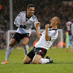 Fulham v West Ham | Premiership | 1 January 2014