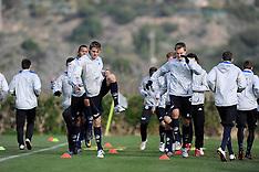 20110202 FC København, training, Copa Del Sol