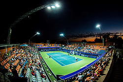 Arena during 2nd Semifinal of ATP Challenger Tilia Slovenia Open 2016, on August 12, 2016 in Sports centre, Portoroz/Portorose, Slovenia. Photo by Vid Ponikvar / Sportida