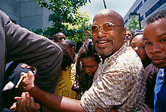 Former Black Panther Elmer Geronimo Pratt Freed From Prison in 1997