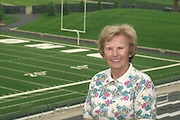 15902      Donna Poole Foehr env. Portrait at Peden stadium