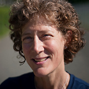 May 20, 2010 - Bronx, NY : Bette Clark, president of the Van Cortlandt Track Club.