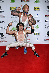 10th Annual Fighters Only World Mixed Martial Arts Awards 2018 Palms Resort & Casino Las Vegas, Nv July 3, 2018. 03 Jul 2018 Pictured: Kristef Brothers. Photo credit: AGR/MEGA TheMegaAgency.com +1 888 505 6342