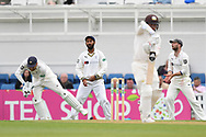 Jonny Bairstow of Yorkshire during the Specsavers County C'ship Div One match at the Kia Oval, London<br /> Picture by Simon Dael/Focus Images Ltd 07866 555979<br /> 11/05/2018