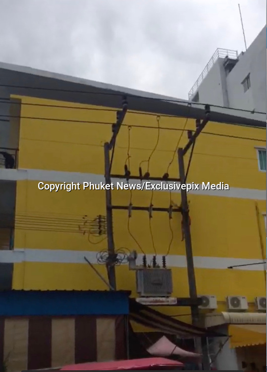 """Phuket Police dismiss rape rumours in woman's in four-story fall from building<br /> <br /> Police have dismissed rumours that a 21-year-old woman was raped, leading to her falling from the fourth floor of a building in Phuket Town this morning (May 5).<br /> <br /> Phuket City Police Chief Col Kamol Osiri and Deputy Superintendent Lt Col Chao Phomna both arrived in person, as did Pol Capt Virat Khongkhawhai, who received the report.<br /> <br /> The woman* was in a state of deep distress, and hung one leg over the ledge, pulled it back and then swung the other leg over in seeming indecisiveness over whether to launch herself over the side of the building.<br /> <br /> Kusoldharm rescue workers and officers from the Phuket City branch of the Department of Disaster Prevention and Mitigation attempted to talk the woman back to safety, but she climbed over the edge and ended up grabbing hold of a small seam in the bricks to prevent her from falling further.<br /> <br /> Unable to recover the woman from the side of the building, the woman fell, plunging three stories onto the ground-floor awning below before bouncing onto the concrete street.<br /> <br /> The woman was bleeding from the head as rescue workers rushed her to Vachira Phuket Hospital.<br /> <br /> The woman, originally from Bangkok, lived on the third floor of the building, a woman who said she was a friend to the victim told The Phuket News at the scene.<br /> <br /> The friend said the woman was working in Phuket, but did not specify what she did to make a living.<br /> <br /> In the woman's room, police found four A4 sheets of paper with hand-written messages that officers believe were written by the woman. The messages explained how she felt she had failed in her life and that no one understood her.<br /> <br /> Phuket City Police Chief Col Kamol explained to The Phuket News this afternoon, """"We heard the rumours that the woman said she had been raped and I ordered my investigators to look into this.<br """