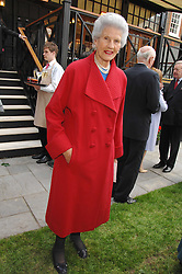 MARIA CARMELLA, VISCOUNTESS HAMBLEDEN at a reception for the Friends of The Castle of Mey held at The Goring Hotel, London on 20th May 2008.<br /><br />NON EXCLUSIVE - WORLD RIGHTS